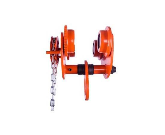 TOR Тип В (GCL) 2Х3 Тележка для тали с механизмом передвижения